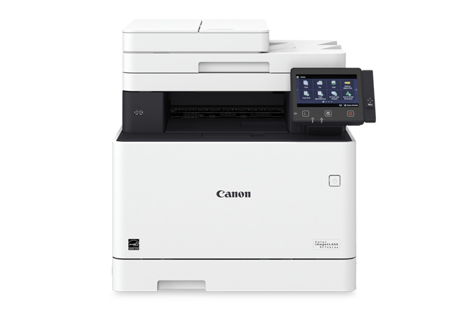 Color imageCLASS MF746Cdw multifunction laser printer - front view