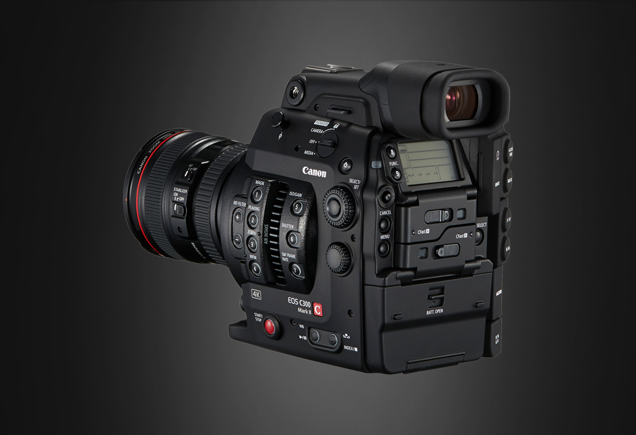 Canon U S A , Inc    Post-Production Brief with the EOS C200