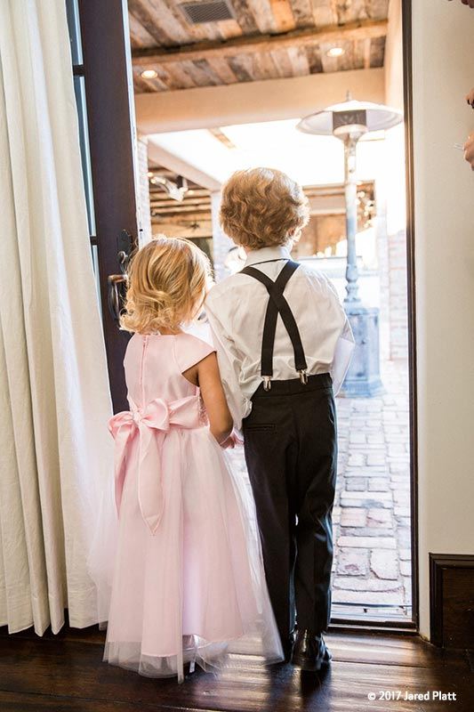 Canon See Impossible - Jared Platt - Flower Girl and Ring Bearer