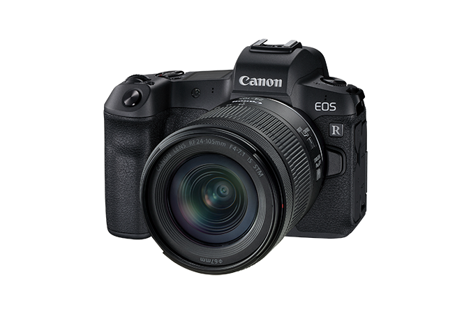 EOS R 24-105 F4-7.1 IS STM
