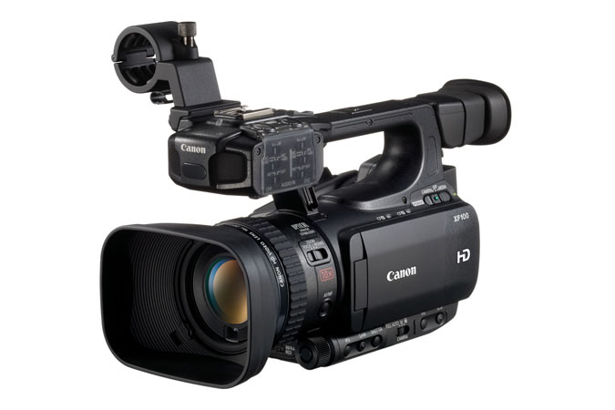 XF100 Professional Camcorder