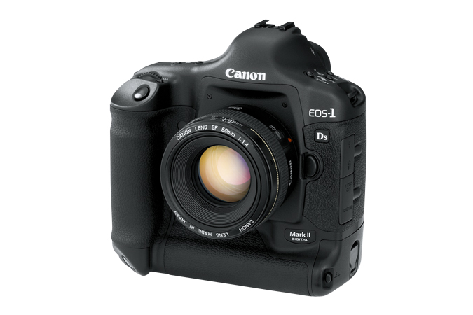 Canon 1ds mark ii firmware.