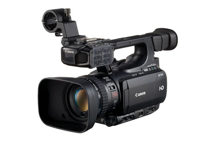 XF105 Professional Camcorder