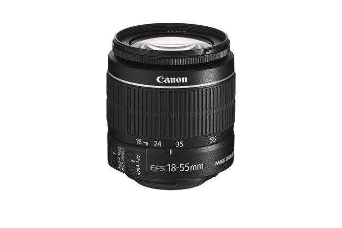 Canon 55 mm lens