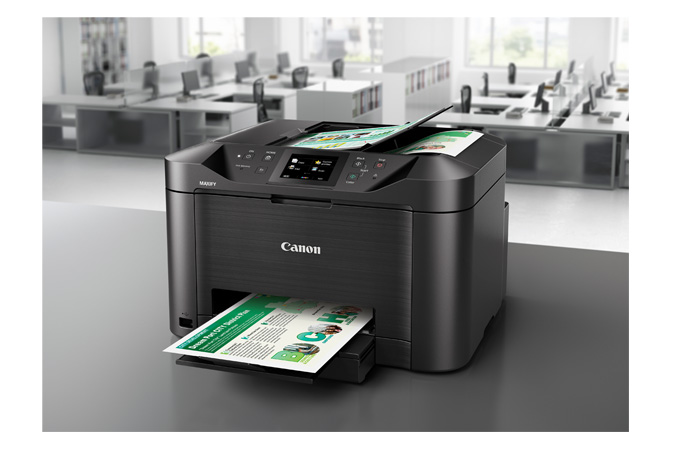MAXIFY MB5120 Wireless Inkjet Small Office All-In-One (AIO) printer