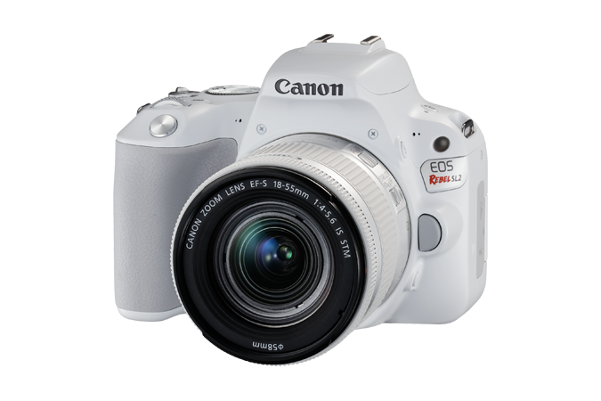 EOS Rebel SL2 White