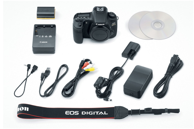 EOS 60Da Digital SLR Camera - Kit
