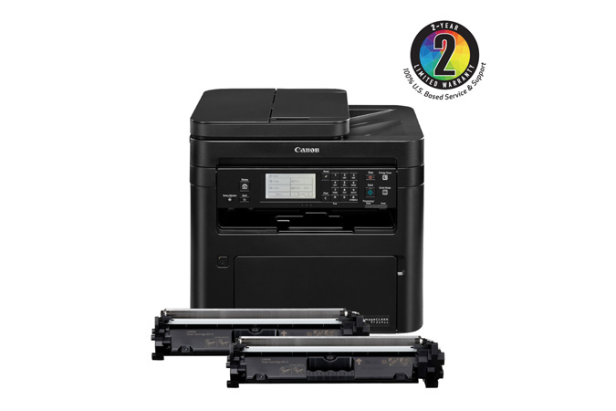 imageCLASS MF269dw multifunction laser printer value pack with two cartridges