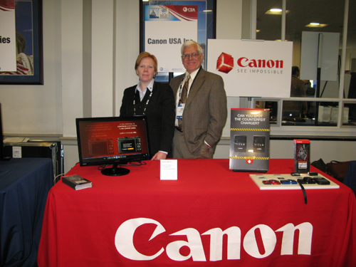 Canon CES on The Hill April 2015