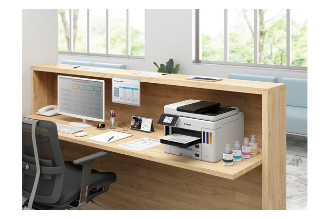 Canon MAXIFY GX7020 - For Small Offices or Home Offices