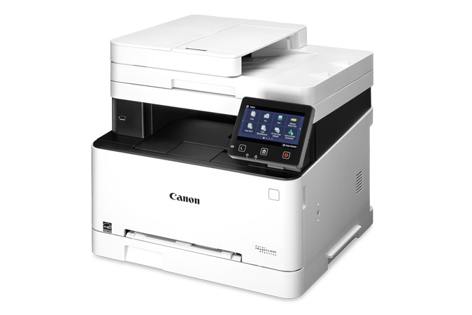 Color imageCLASS MF644Cdw multifunction laser printer - 3/4 angle right view