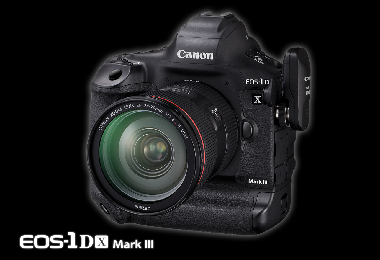 Canon EOS-1D X Mark III Still and Video Features