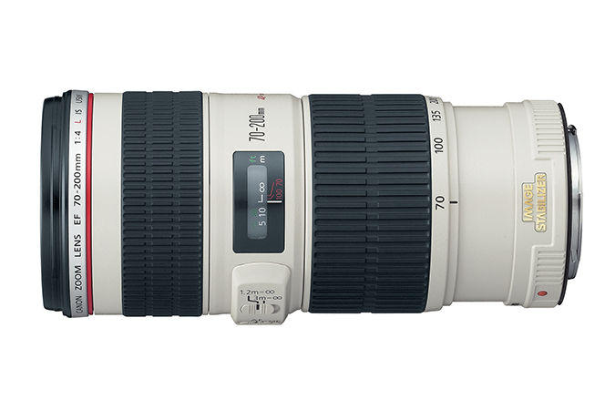 Lens review: canon 70-200mm f4 l is usm ii (canon ef).