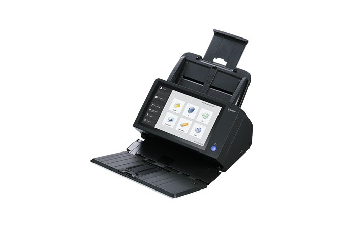 Image of the imageFORMULA ScanFront 400 Network Scanner