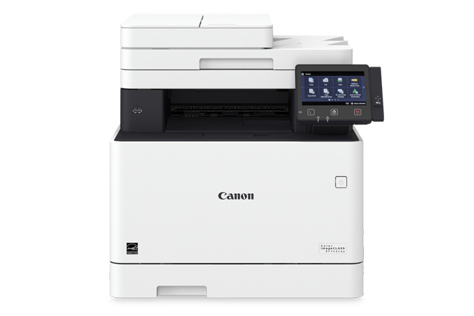 Color imageCLASS MF745Cdw multifunction laser printer - front view