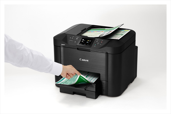 MAXIFY MB5420 Wireless Inkjet Small Office All-In-One (AIO) printer