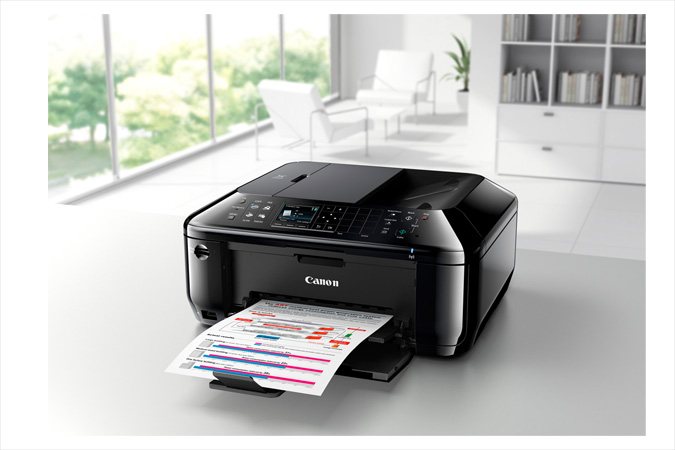 PIXMA MX512 Office All-In-One Printer - In Studio