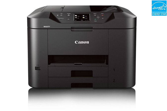 how to connect canon mx340 wireless to laptop
