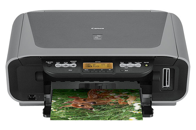 Canon PIXMA MP180 Printer Driver Download