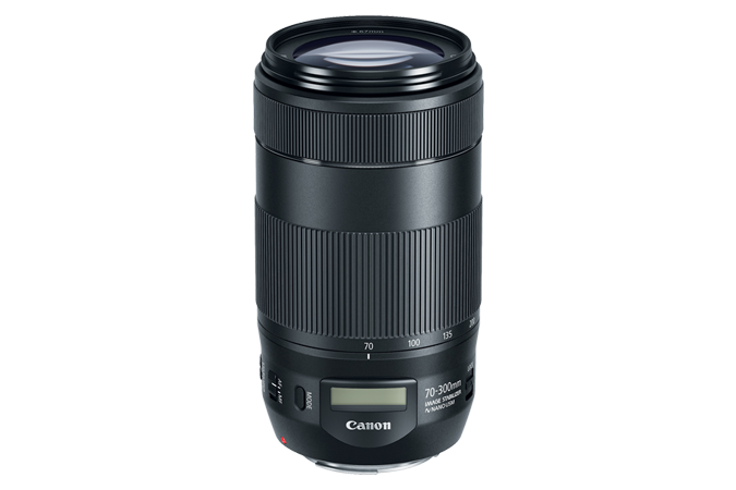 EF 70-300mm f/4-5.6 IS II USM
