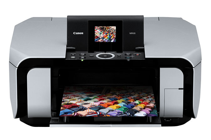Canon PIXMA MP610 printer driver downloads