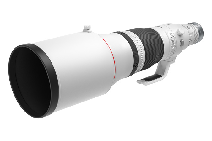 Canon RF600mm F4 L IS USM - Short Lens Hood