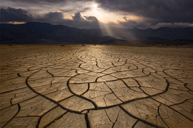 Death Valley Dramatic Landscape Photography - SOLD OUT
