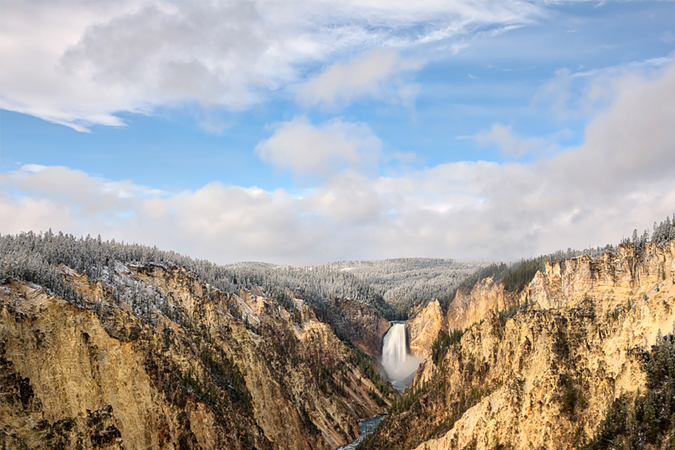 Landscapes and Wildlife Yellowstone National Park Session 1 - SOLD OUT!