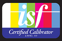 Logo for ISF - certified calibrator