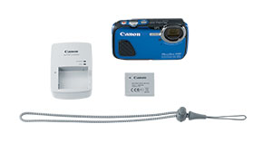 how to connect canon powershot camera to mac