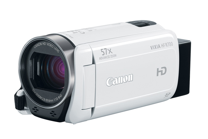 VIXIA HF R700 in White