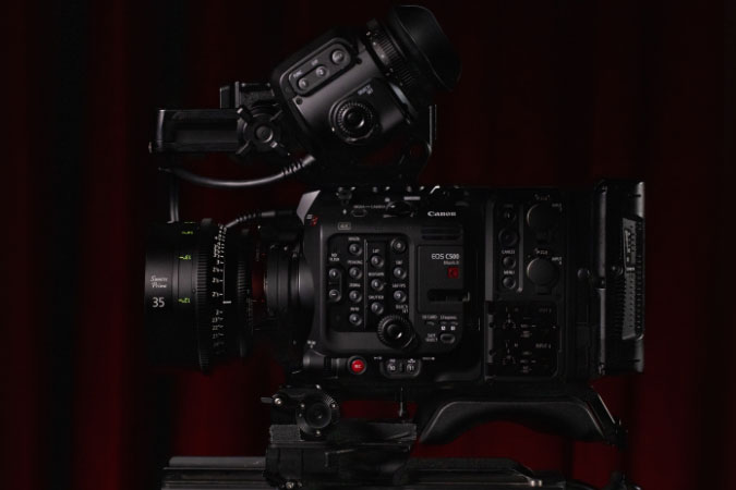 Canon Introduces the New EOS C500 Mark II at Glazers Camera
