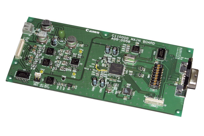 Optoelectronic Products - Interpolator Board