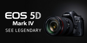 EOS 5D Mark IV See Legendary