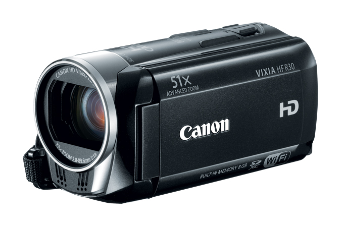 Canon vixia hf r300 manual focus.