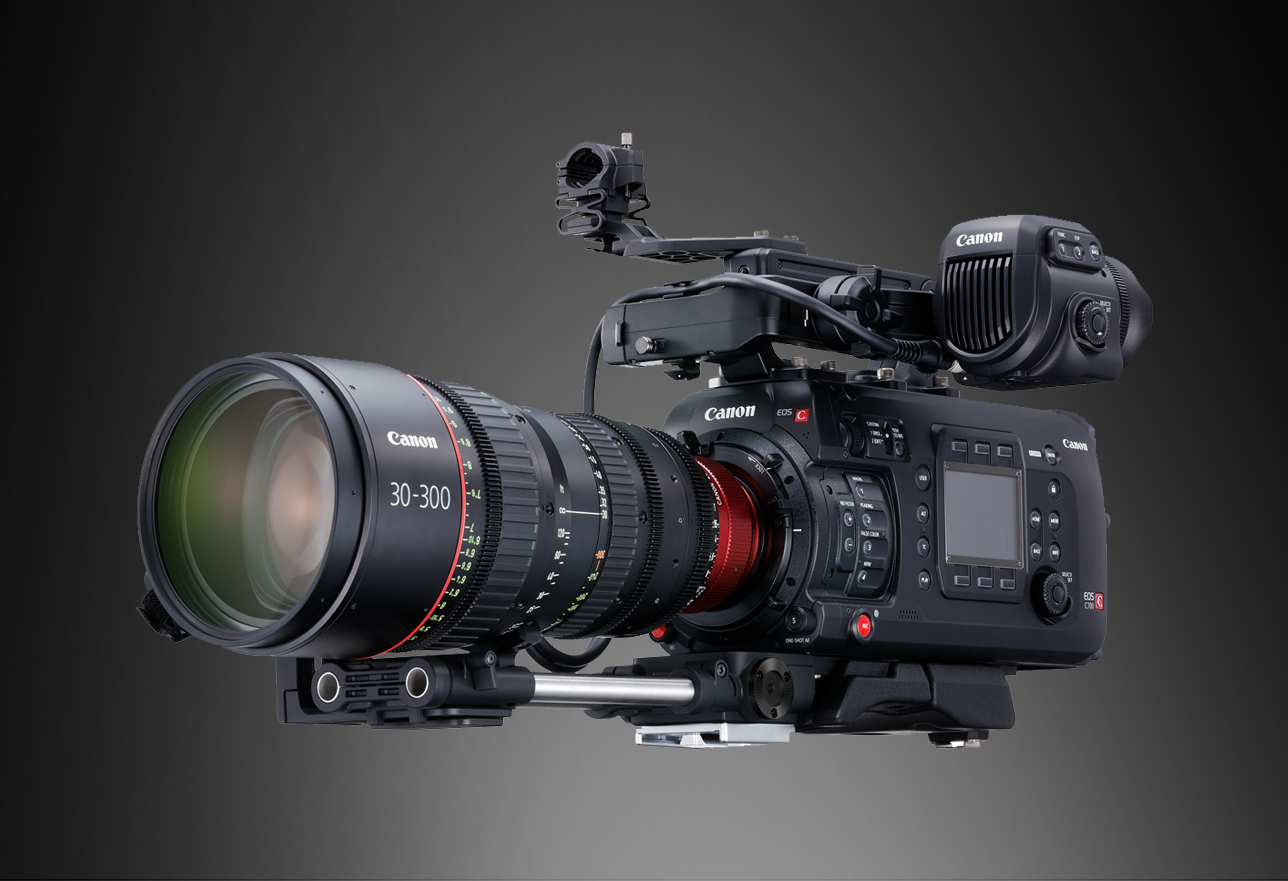 Canon U S A , Inc  | Firmware Update Details for the EOS C300 Mark