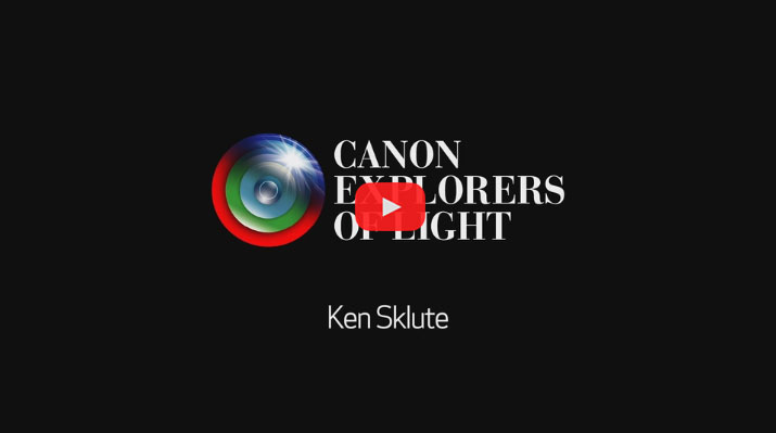 Canon Explorers of Light - Ken Sklute