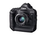 The latest-model EOS-1D X