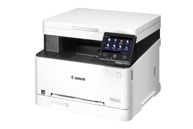 Color imageCLASS MF641Cw multifunction laser printer - 3/4 angle right view