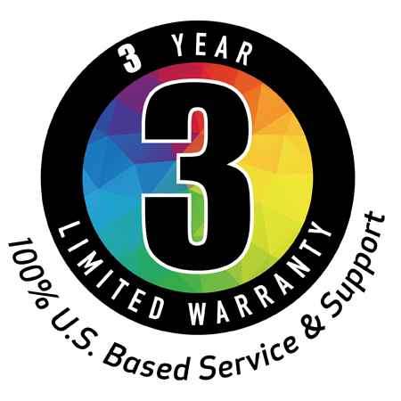 3 Year Limited Warranty from 100% US Based Service and Support - Canon | Enter Computers