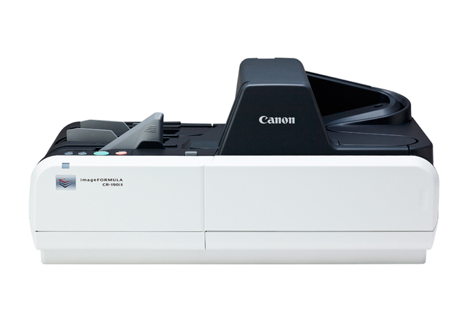 Image of the imageFORMULA CR-190i II Check Scanner