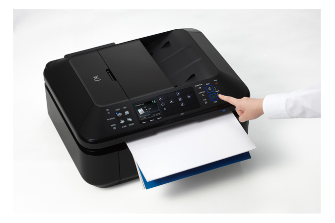 PIXMA MX892 Wireless Office All-In-One (AIO) printer - Scanning