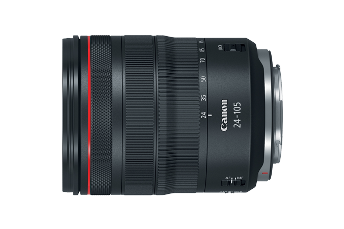 RF 24-105mm f/4L IS USM
