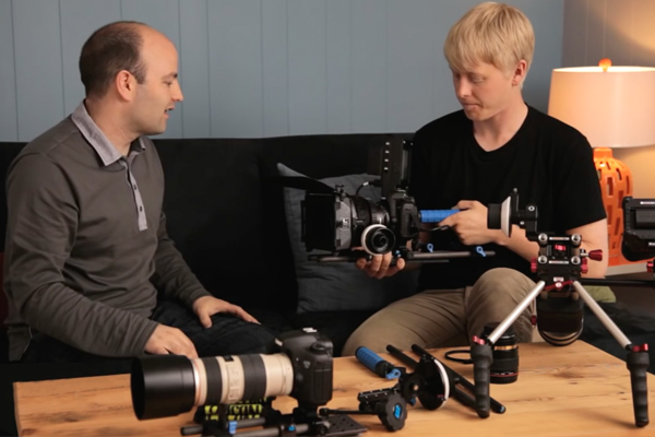 Canon eos 60d on-camera tutorial: movie mode (4 of 5) youtube.