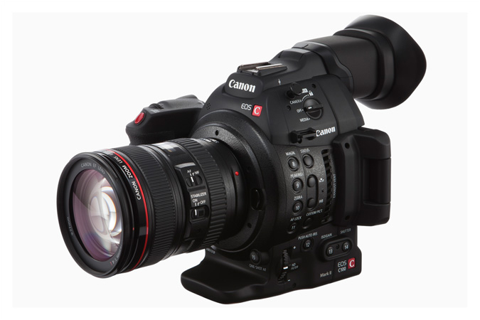 Support | Cinema EOS | EOS C100 Mark II | Canon USA