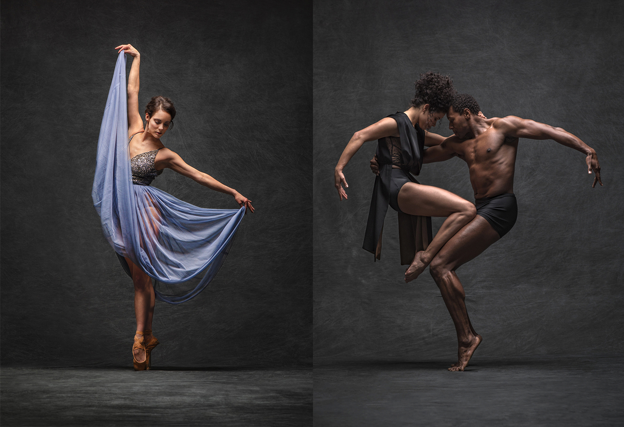 The Dancers: A Fine Art Ballet Project with Canon Explorer of Light Tyler Stableford