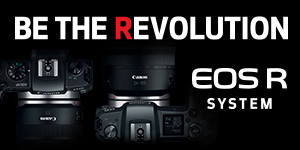 Be the Revolution - EOS R System