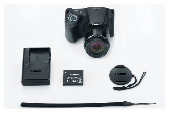 Powershot SX420IS in Black