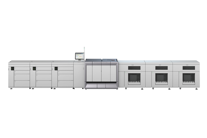 Varioprint 6000 Titan Series