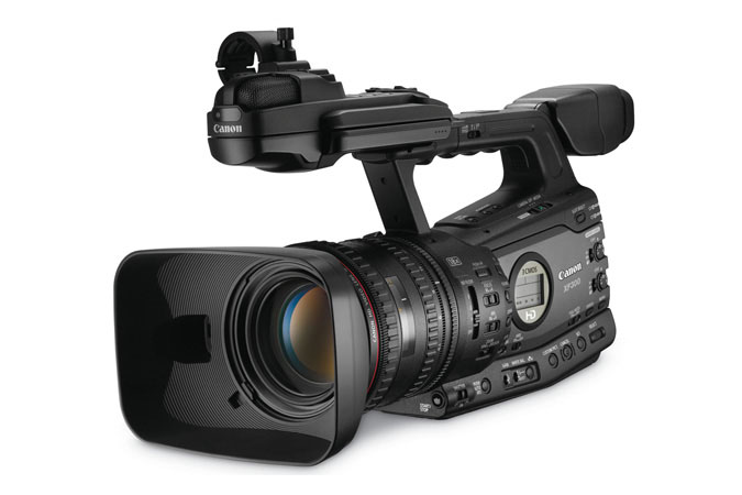 XF300 Professional Camcorder